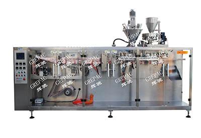 HC-180三边/四边封水平式包装机