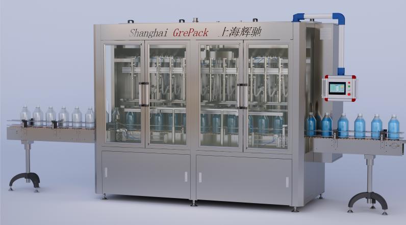 GP5000液体灌装机