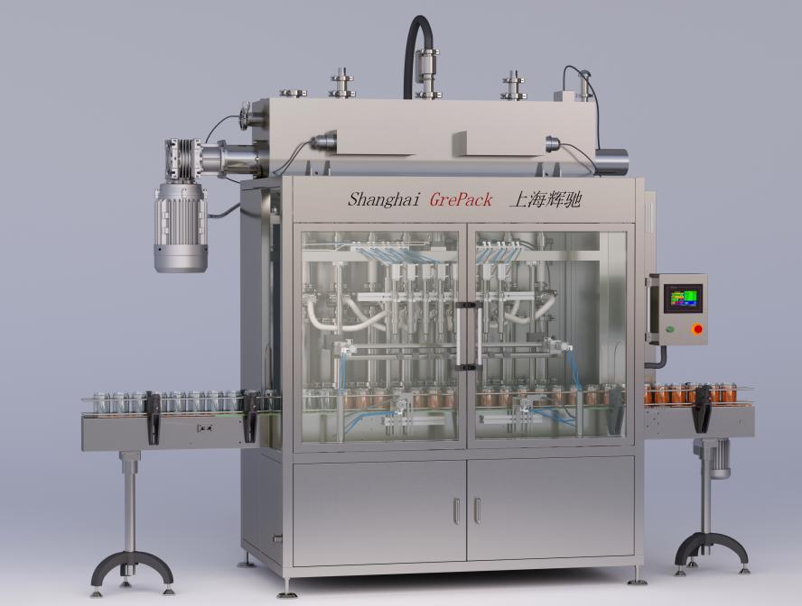 GP5000酱料灌装机