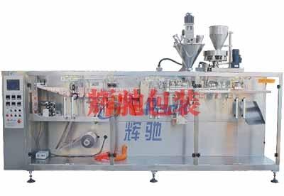 HC-180Z平袋加拉链水平包装机