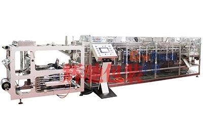 180SZ自立袋加拉链水平包装机