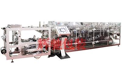 240SZ自立袋加拉链水平包装机