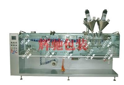 HC-180D双出袋水平包装机