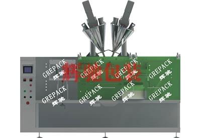 HC-360DG给袋式双出水平包装机