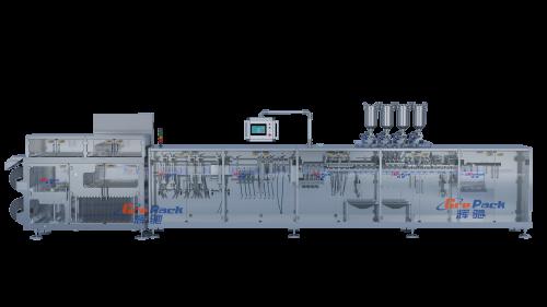 HC-360三出卷膜包装机