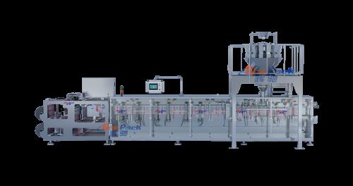 HC-240SZ自立袋粉末包装机
