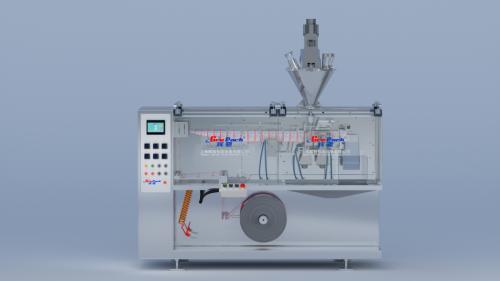 四川HC-110水平式卷膜包装机