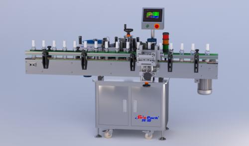 MPC-DWZ直线定位圆瓶贴标机
