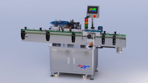 LM-300高速伺服立式贴标机