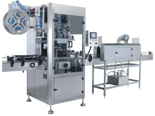 LS-高速热收缩膜套标机