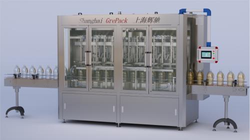 GP-5000食用油灌装机